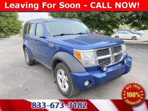 2009 Dodge Nitro for sale at Glenbrook Dodge Chrysler Jeep Ram and Fiat in Fort Wayne IN