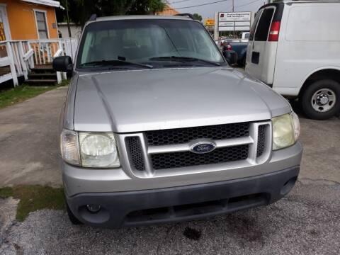 2005 Ford Explorer Sport Trac for sale at U-Safe Auto Sales in Deland FL