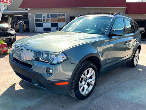 2009 BMW X3 for sale at ELITE MOTOR CARS OF MIAMI in Miami FL