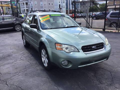 2006 Subaru Outback for sale at Adams Street Motor Company LLC in Boston MA