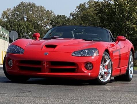 2009 Dodge Viper for sale at Carmel Motors in Indianapolis IN