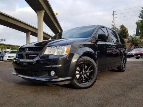 2019 Dodge Grand Caravan for sale at Legend Auto Sales Inc in Lemon Grove CA