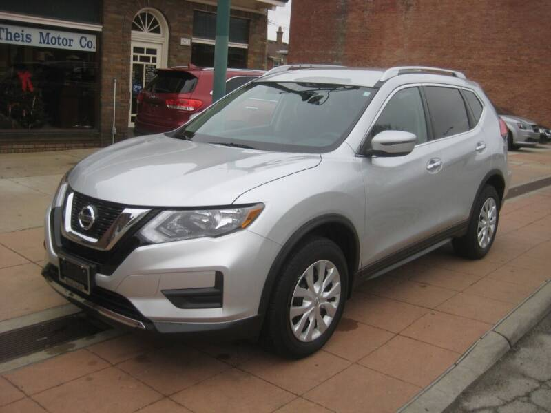 2017 Nissan Rogue for sale at Theis Motor Company in Reading OH