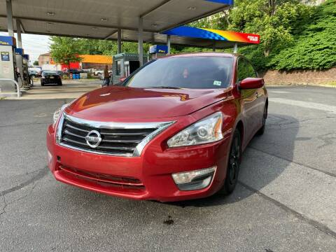 2015 Nissan Altima for sale at Exotic Automotive Group in Jersey City NJ