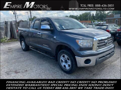 2008 Toyota Tundra for sale at Empire Motors LTD in Cleveland OH