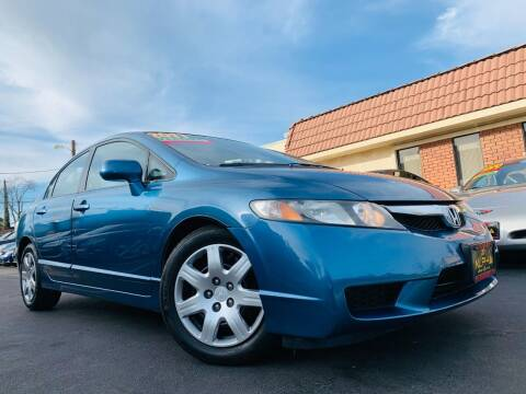 2011 Honda Civic for sale at Alpha AutoSports in Roseville CA