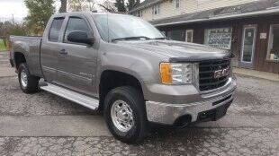 2009 GMC Sierra 2500HD for sale at Motor House in Alden NY