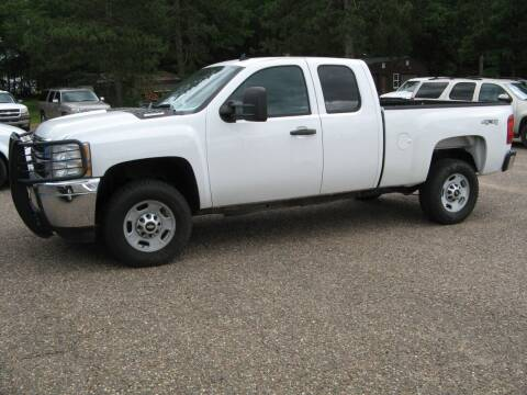2013 Chevrolet Silverado 2500HD for sale at Champines House Of Wheels in Kronenwetter WI