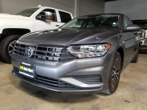 2019 Volkswagen Jetta for sale at 916 Auto Mart in Sacramento CA