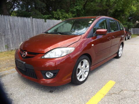 2009 Mazda MAZDA5 for sale at Wayland Automotive in Wayland MA