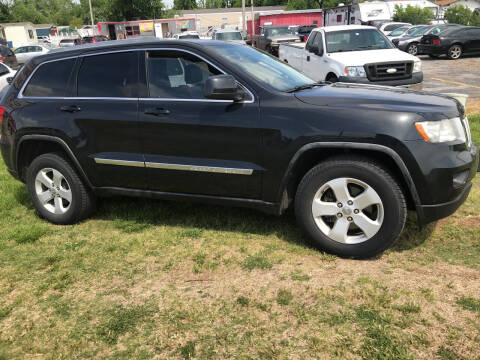2012 Jeep Grand Cherokee for sale at OKC CAR CONNECTION in Oklahoma City OK