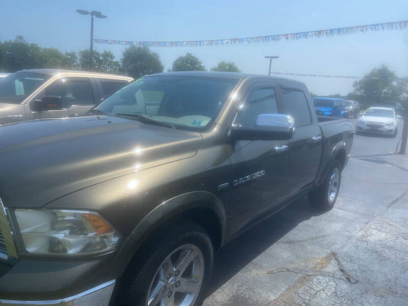 2012 RAM Ram Pickup 1500 for sale at EAGLE ONE AUTO SALES in Leesburg OH