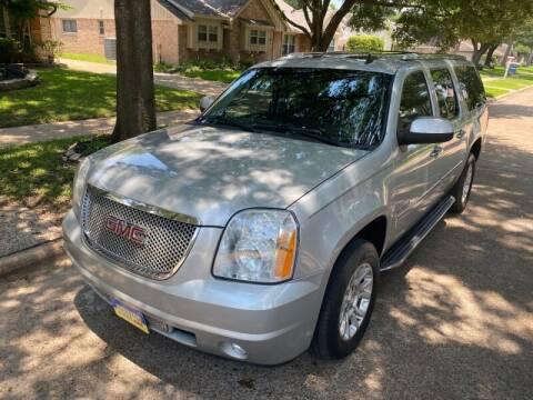 2011 GMC Yukon XL for sale at Amazon Autos in Houston TX