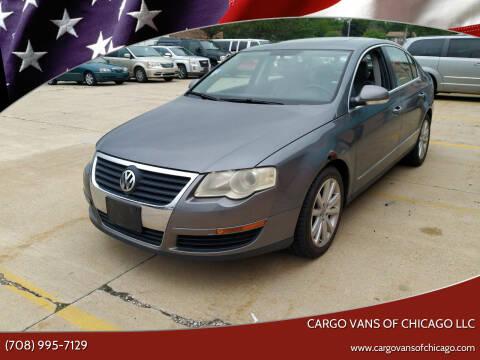 2006 Volkswagen Passat for sale at Cargo Vans of Chicago LLC in Mokena IL