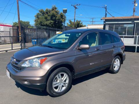 2010 Honda CR-V for sale at Pacific West Imports in Los Angeles CA