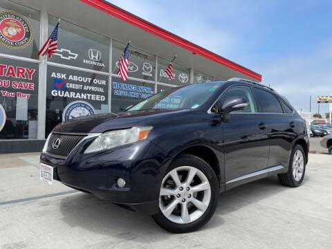 2010 Lexus RX 350 for sale at VR Automobiles in National City CA
