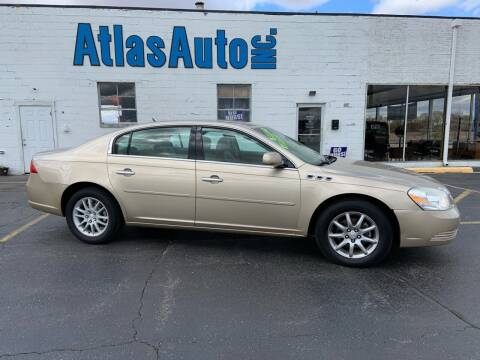 2006 Buick Lucerne for sale at Atlas Auto in Rochelle IL
