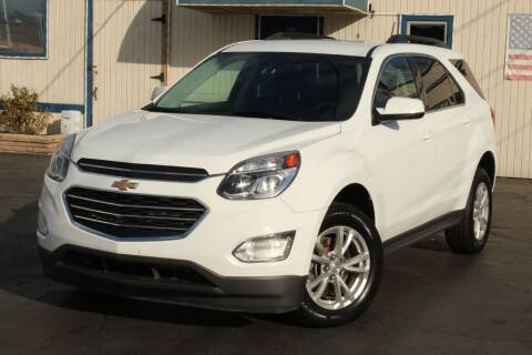 2017 Chevrolet Equinox for sale at Dynamics Auto Sale in Highland IN