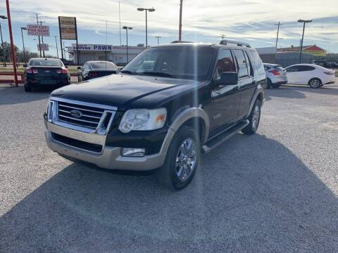 2006 Ford Explorer for sale at Texas Drive LLC in Garland TX