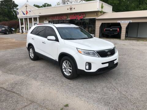 2015 Kia Sorento for sale at Townsend Auto Mart in Millington TN