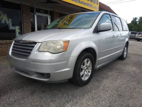 2008 Chrysler Town and Country for sale at Best Buy Autos in Mobile AL