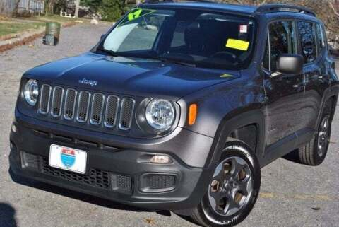 2017 Jeep Renegade for sale at 495 Chrysler Jeep Dodge Ram in Lowell MA