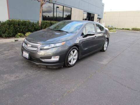 2013 Chevrolet Volt for sale at Pennington's Auto Sales Inc. in Orange CA