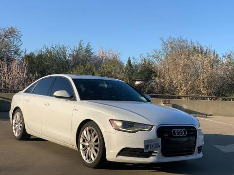 2012 Audi A6 for sale at AutoAffari LLC in Sacramento CA