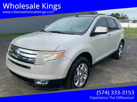 2007 Ford Edge for sale at Wholesale Kings in Elkhart IN