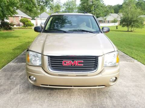 2004 GMC Envoy for sale at J & J Auto Brokers in Slidell LA