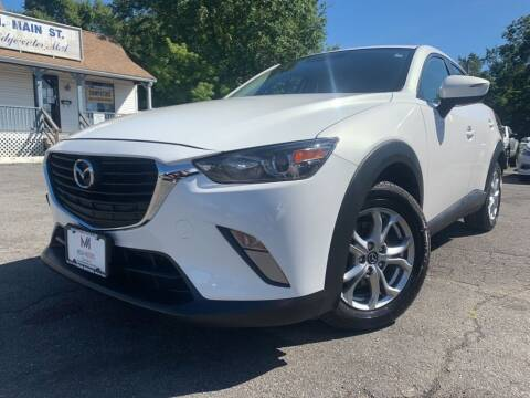 2016 Mazda CX-3 for sale at Mega Motors in West Bridgewater MA