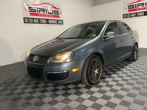 2009 Volkswagen Jetta for sale at SIRIUS MOTORS INC in Monroe OH