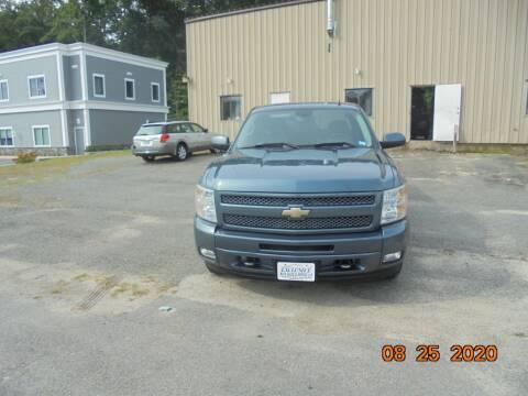 2009 Chevrolet Silverado 1500 for sale at Exclusive Auto Sales & Service in Windham NH