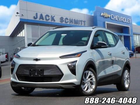 2022 Chevrolet Bolt EUV for sale at Jack Schmitt Chevrolet Wood River in Wood River IL