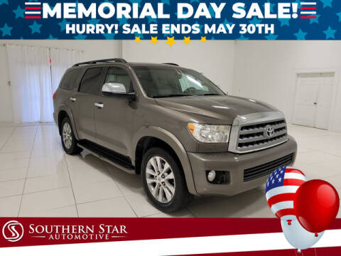 2010 Toyota Sequoia for sale at Southern Star Automotive, Inc. in Duluth GA