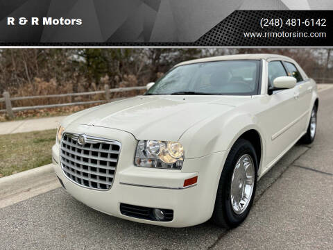 2005 Chrysler 300 for sale at R & R Motors in Waterford MI
