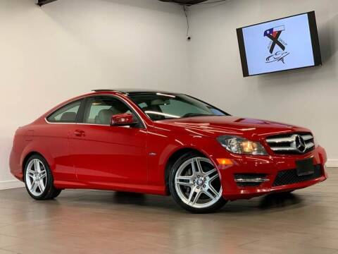 2012 Mercedes-Benz C-Class for sale at Texas Prime Motors in Houston TX