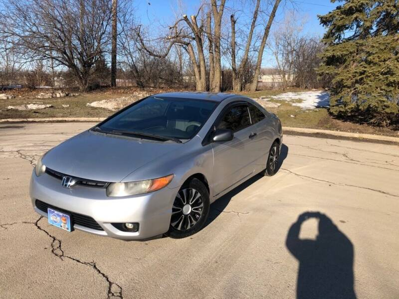 2008 Honda Civic for sale at 5K Autos LLC in Roselle IL