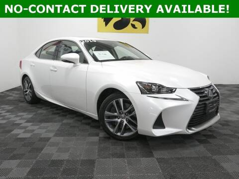 2019 Lexus IS 300 for sale at Carousel Auto Group in Iowa City IA