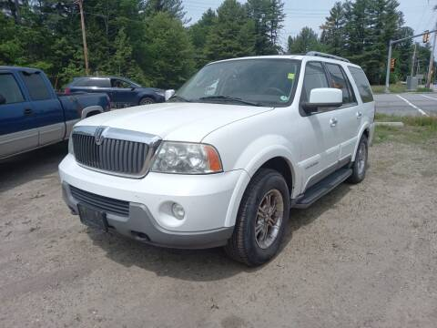 2004 Lincoln Navigator for sale at Official Auto Sales in Plaistow NH