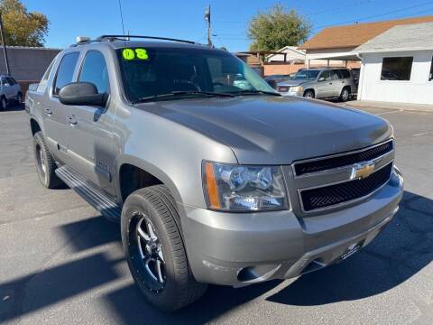 2008 Chevrolet Avalanche for sale at Robert Judd Auto Sales in Washington UT