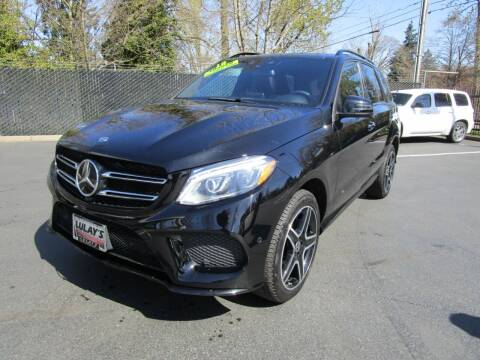 2018 Mercedes-Benz GLE for sale at LULAY'S CAR CONNECTION in Salem OR