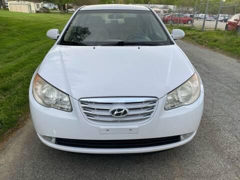 2010 Hyundai Elantra for sale at Speed Auto Mall in Greensboro NC