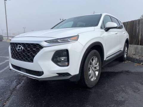 2019 Hyundai Santa Fe for sale at The Auto Shoppe in Springfield MO