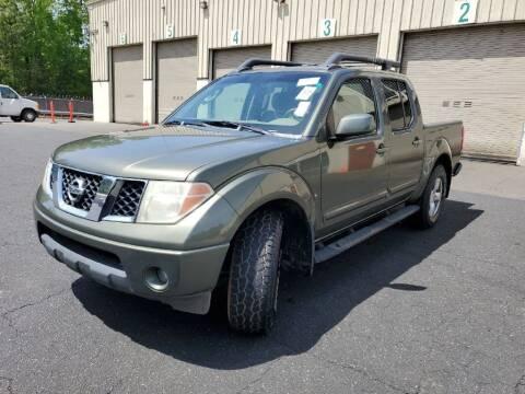 2005 Nissan Frontier for sale at Fletcher Auto Sales in Augusta GA