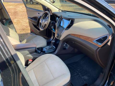 2013 Hyundai Santa Fe Sport for sale at East Coast Auto Sales llc in Virginia Beach VA