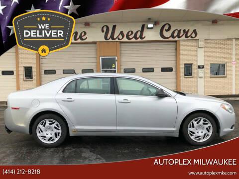 2010 Chevrolet Malibu for sale at Autoplex 3 in Milwaukee WI