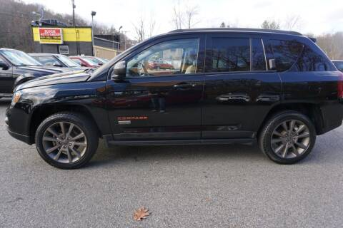 2017 Jeep Compass for sale at Bloom Auto in Ledgewood NJ