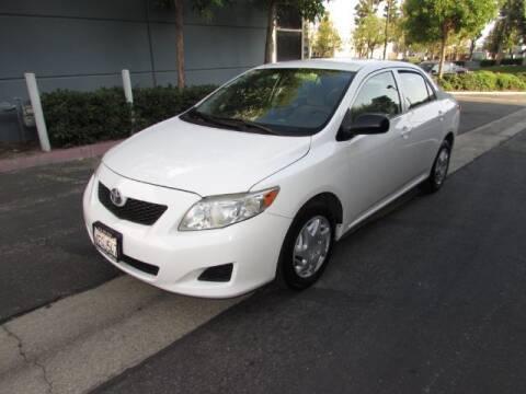 2009 Toyota Corolla for sale at Pennington's Auto Sales Inc. in Orange CA