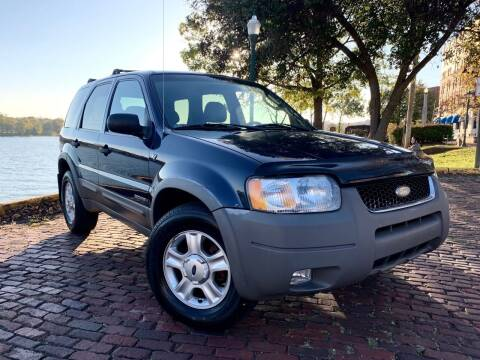 2002 Ford Escape for sale at PUTNAM AUTO SALES INC in Marietta OH